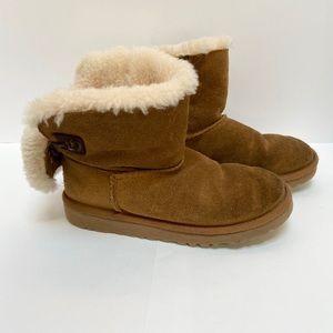 UGG Adoria Tehuano Boots Size 3